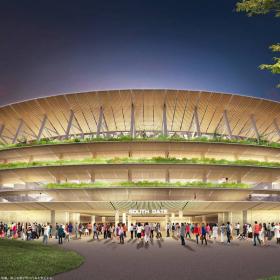 Архитектът на олимпийския стадион за игрите в Токио през 2020 Кенго Кума идва в София