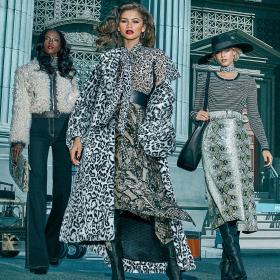 70-тарска фънк мода в новата колекция TommyXZendaya