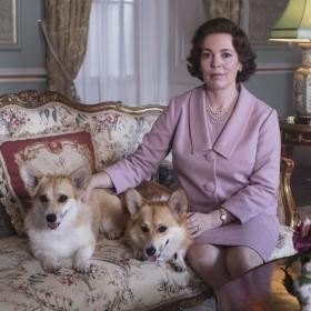 Art Act: Оливия Колман, разказ за една Кралица