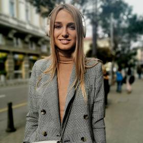 Sofia Street Style: Йована, Йован(к)а