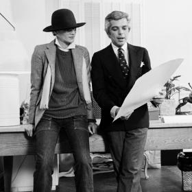 Ралф Лорън на 80 - гениален дизайнер и още по-гениален търговец. Честито!