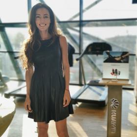 Huawei и невероятната Ивет Лалова представят Watch GT 2
