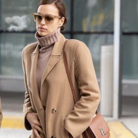 ВСИЧКИ, не само Ирина Шейк, носят първата чанта на Тиши за Burberry