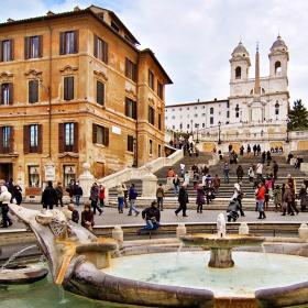 Piazza di Spagna: пет неща, които не знаем за емблематичния площад