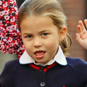 Любимата прическа на принцеса Шарлот