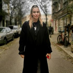 Sofia Street Style: Cosmic Girl