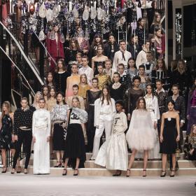 Chanel, колекция Métiers d'Аrt 2019/2020