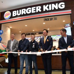 BURGER KING® вече и в Paradise Center!