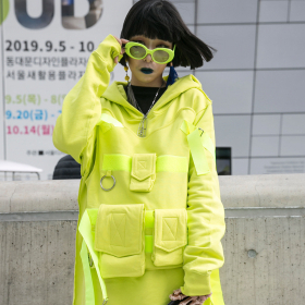 Street style: Color your life