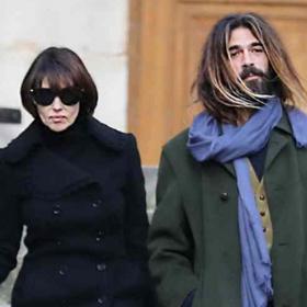 Обичта на известните: Моника и Никола (отново) заедно в Париж