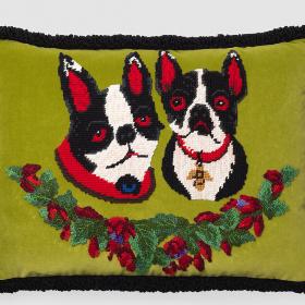 Щрак, fashion, кучетата на Алесандро Микеле на портрет!