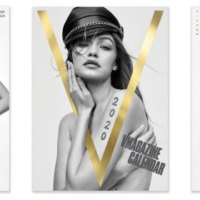 We love: 12 #DropDeadGorgeous красавици в календара на V magazine