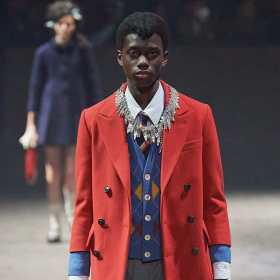 Назад във времето, но напред с модата - мъжкото Gucci