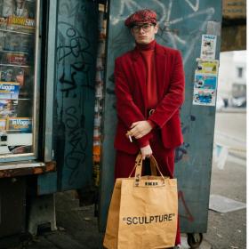 Street style: мъжка мода milanese