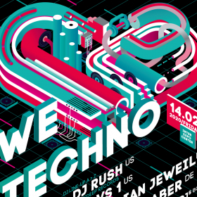 We <3 Techno, МЕТРОПОЛИС 2020
