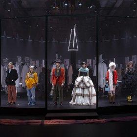 Неповторима: колекцията Gucci есен/зима 2020/2021