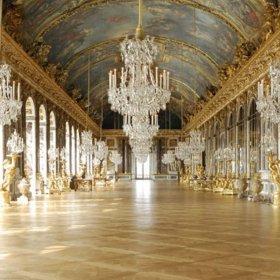 Един виртуален тур във Версай, mais oui!