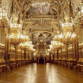 Опера от Париж на живо - Гарние с онлайн транслации на постановките си