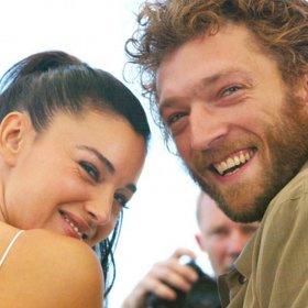 Животът, както беше: Моника Белучи и Венсан Касел влюбени