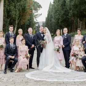 Много красиво: подробностите от сватбата на Кейт Ъптън в Тоскана