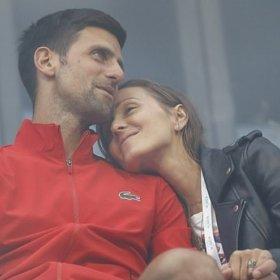 Обичта на известните: Новак и Йелена на Adria Tour
