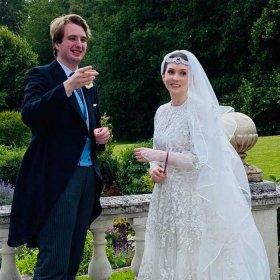 Принцеса Райя на Йордания се омъжи за внука на Роалд Дал