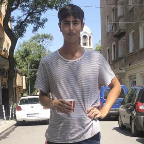 Sofia Street Style: Митко с