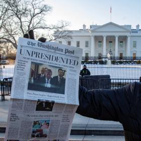 Какво ново: The Washington Post въвежда термина