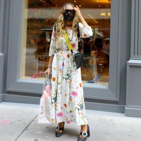 Уличният стил на звездите: Сара Джесика Паркър и нейните вълшебни обувки