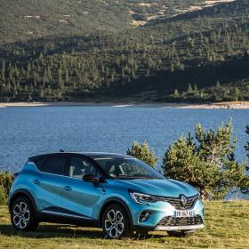 Новите хибридни модели Renault Clio и Capture are everything