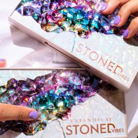 Urban Decay Stoned Vibes & All Nighter Ultra Glow: Good Vibes never looked so good!