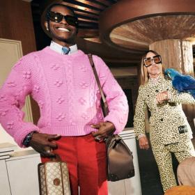 Кой как избра да се рекламира: Iggy Pop, A$AP Rocky и Tyler the Creator за GUCCI tailoring