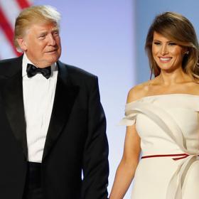 Президентът Доналд Тръмп и Мелания Тръмп с положителен тест за Covid-19