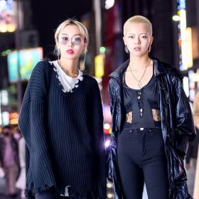 Streetstyle вдъхновения от Седмицата на модата в Токио
