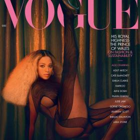 Beyonce х3 за Vogue Декември 2020
