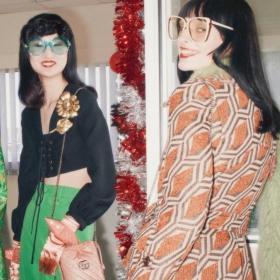 We love: новата рекламна кампания на Gucci - Gift Giving
