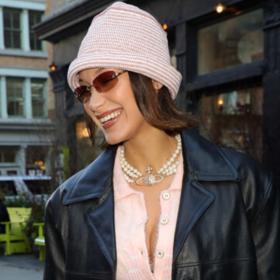 Street Style вдъхновения: Бела Хадид