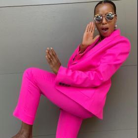 Всички носят: Hot Pink, като да е пролет