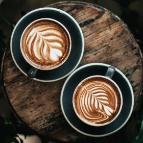 Историческа любов, кафето на сърцето ни