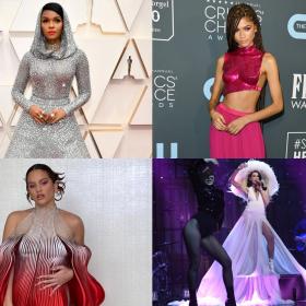 2020 BEST LOOKS: Ким Кардашиян, Били Портър и останалите