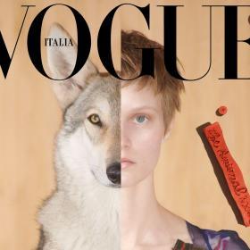 Vogue Italia: The Animal Issue