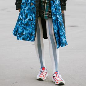 Шантавите времена изискват шантави чорапогащници