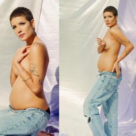 """""""Белезите, които ми донесоха този ангел"""": Холзи сподели, че чака бебе, с разтърсващи снимки"""