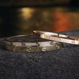 Кой е Алдо Чипуло: човекът, сътворил Love на Cartier