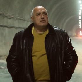 Бойко Борисов като Марлон Брандо: цветната история на черното кожено яке