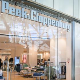 Peek&Cloppenburg и шеметният нов магазин в Sofia Ring Mall