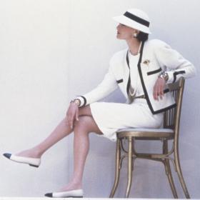 Който няма балеринки на Chanel, да инвестира мигновено!