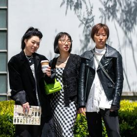 Street Style вдъхновения: Седмица на модата в Шанхай