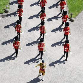Погребението на принц Филип