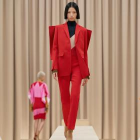 Burberry, Fall 2021, READY-TO-WEAR